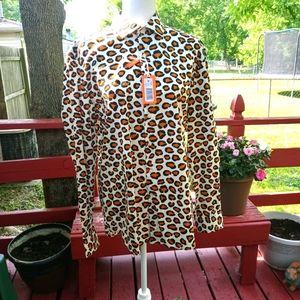 NWT AnimalPrint Wmns Light Shirt/Jacket many sizes